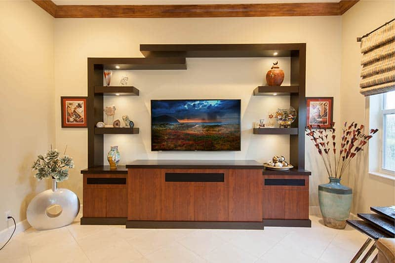 Customized Entertainment Centers South Florida Best Quality
