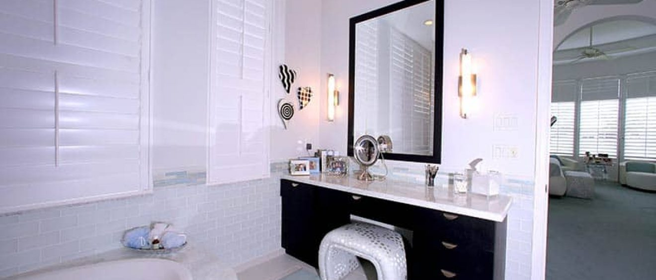 High-end Bathroom Cabinetry, West Palm Beach
