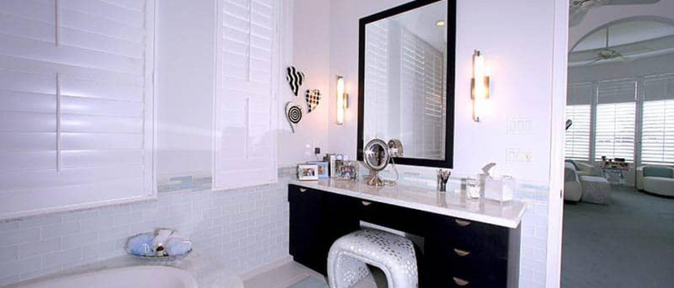 High-end Bathroom Cabinetry, West Palm Beach