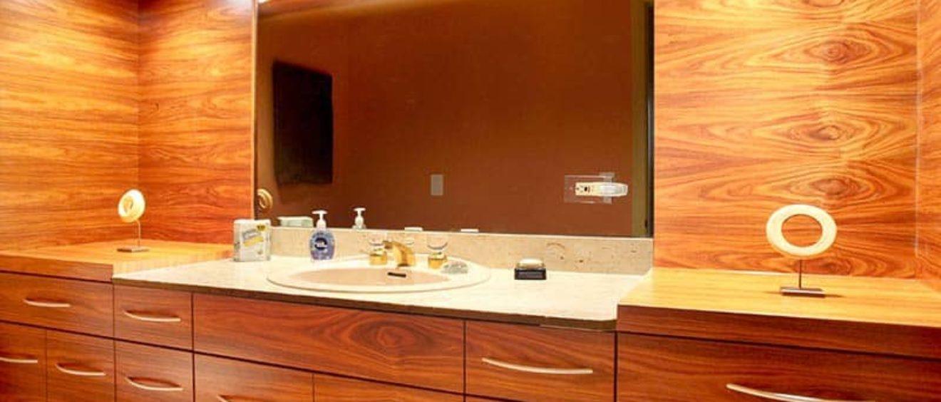Bathroom design trends for 2018.