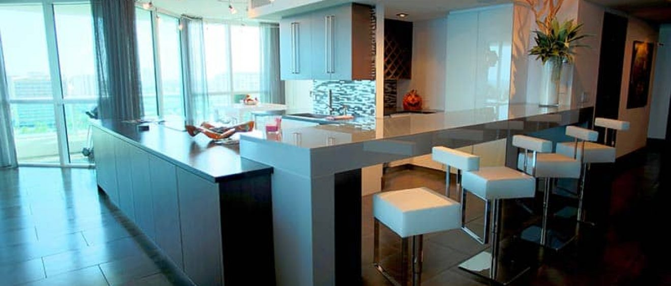 High End Kitchen Cabinetry