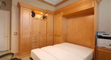 Custom Bedroom Unit