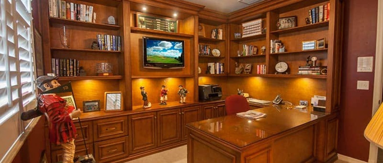 Home Office in West palm beach