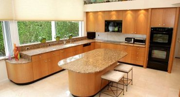 High-End Custom Kitchen and Bathroom Cabinetry