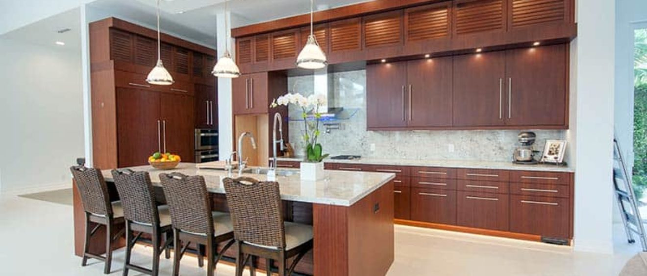 Kitchen cabinetry trends in 2019.