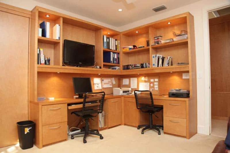 Custom Home Offices
